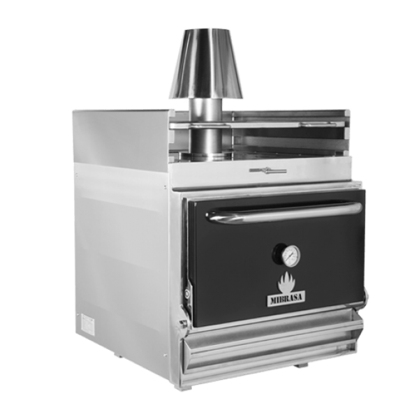 Mibrasa® Pečica na oglje z grelno rešetko HMB SB 75