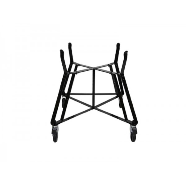 Kovinski podstavek na kolesih za model XLarge, 2x zavora