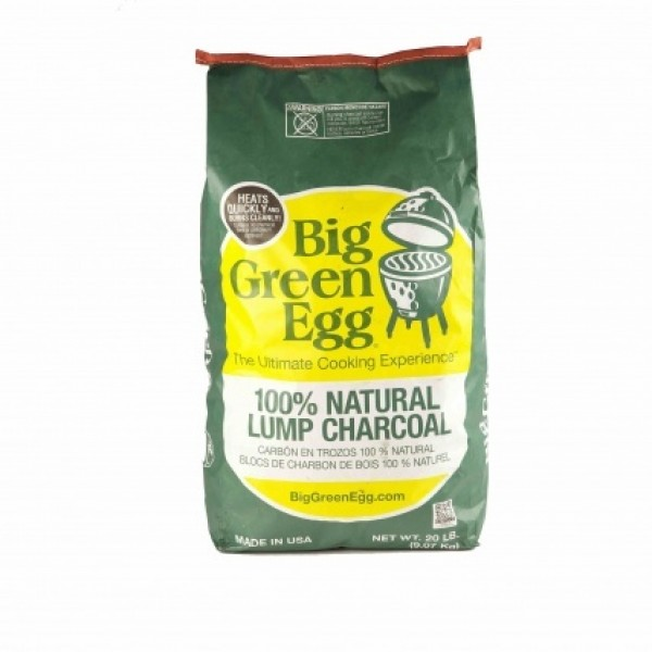 Big Green Egg Premium naravno oglje - 9,07 kg